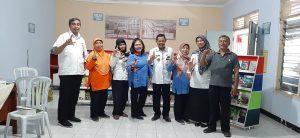 Perpustakaan Loka Jaya Kelurahan Lomanis Kecamatan Cilacap Tengah