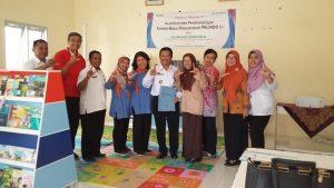 Perpustakaan Nur Ananda Kelurahan Tambakreja Kecamatan Cilacap Selatan