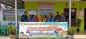 Perpustakaan Ngudi Raharjo Desa Sikampuh Kecamatan Kroya