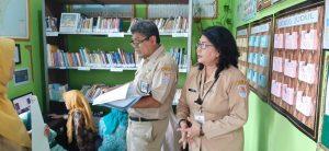 Perpustakaan Mekar Jaya Desa Padangjaya Kecamatan Majenang